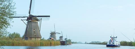Lucrând în Olanda