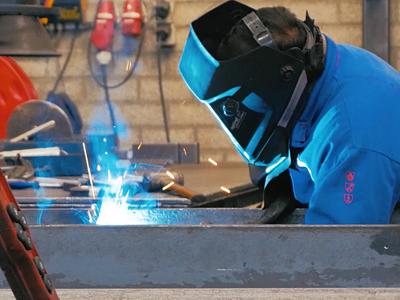 Van Grinsven Steel construction