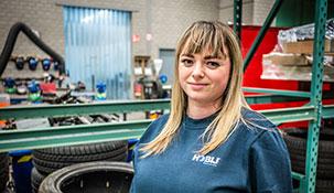 Emilie Verhagen <span>Lucrător flexibil | Olanda</span>